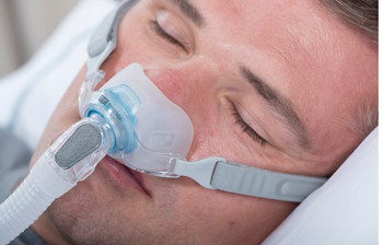 Brevida Nasal Pillow CPAP Mask by Fisher and Paykel