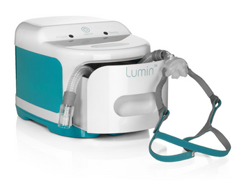 CPAP Cleaner -Lumin UVC CPAP Sanitizing System