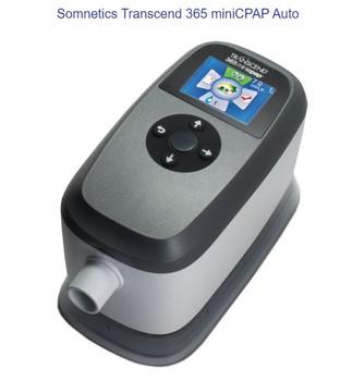 Travel Auto CPAP Machine - Transcend miniCPAP (SMN-365) by Somnetics