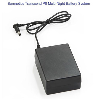Transcend P8 Multi-Night CPAP Batter System by Somnetics