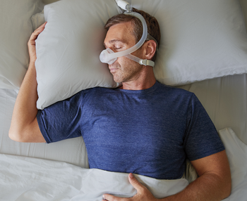CPAP Mask | DreamWisp by  by Philips Respironics
