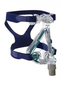 """Mirage Quattro™ Full Face Mask  Complete System by ResMed  """"©ResMed 2013,Used with Permission"""""""