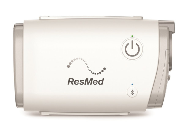 AirMini™ AutoSet - The world's Smallest Travel CPAP  by ResMed . AirMini is a hassle free travel CPAP machine or breathing machine