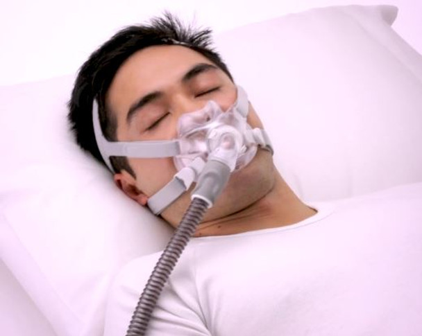 CPAP Mask - Full Face Mask AirFit F30 by Resmed