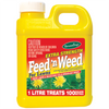 Fertiliser lawn feed'n'weed 1lt brunnings