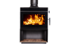 Kent Calisto Medium Free Standing Wood Heating