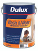 Dulux wash & wear ls nat white 4l