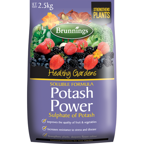 Potash power 2.5kg brunnings