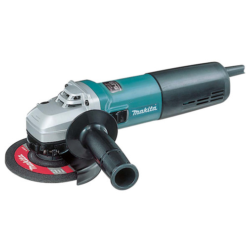 Angle grinder 125mm 1400w 9565c makita