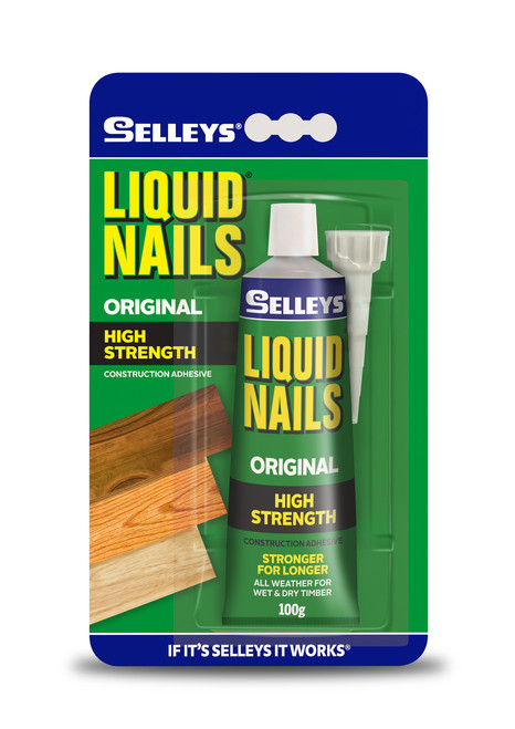 Liquid nails 100gm selleys