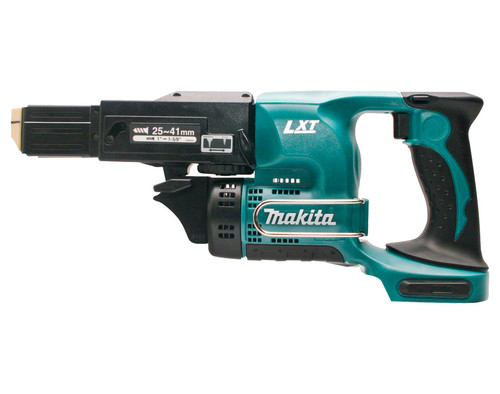 Auto feed screwdriver skin 18v li-ion dfr450zx makita