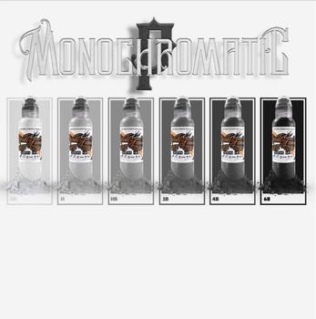 Poch's Monochromatic Set 4oz