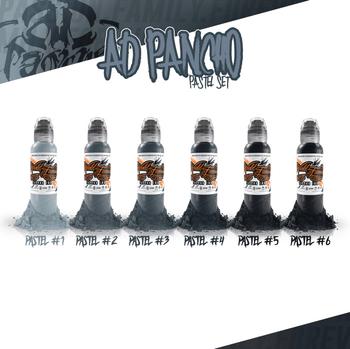 Pancho's Pastel Grey Set 4oz