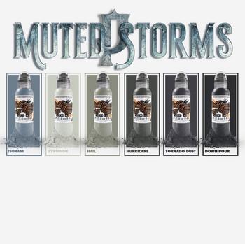 Poch's Muted Storm Set 4oz
