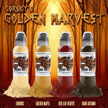 Gorsky's Golden Harvest Set 1oz