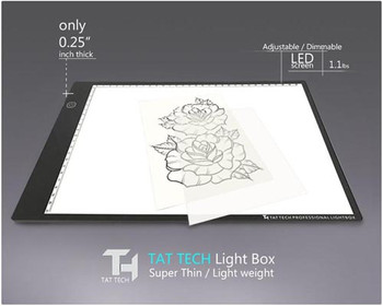 TATTECH Light Box - A3