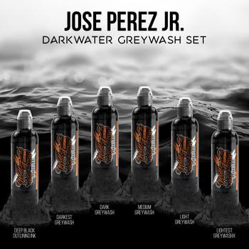 Jose Perez Jr. Dark Water Shading Ink Set