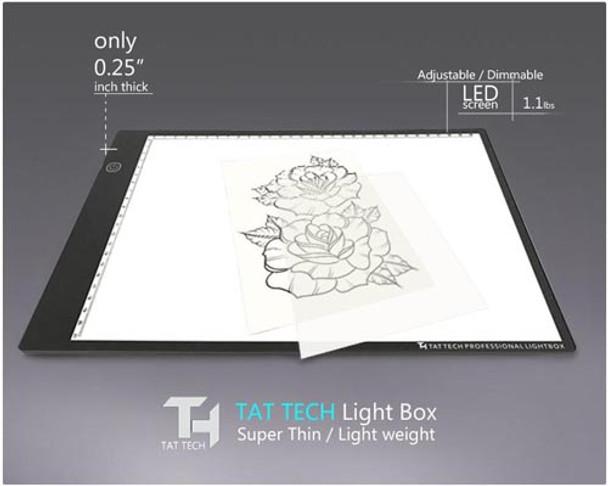 TATTECH Light Box - A3
