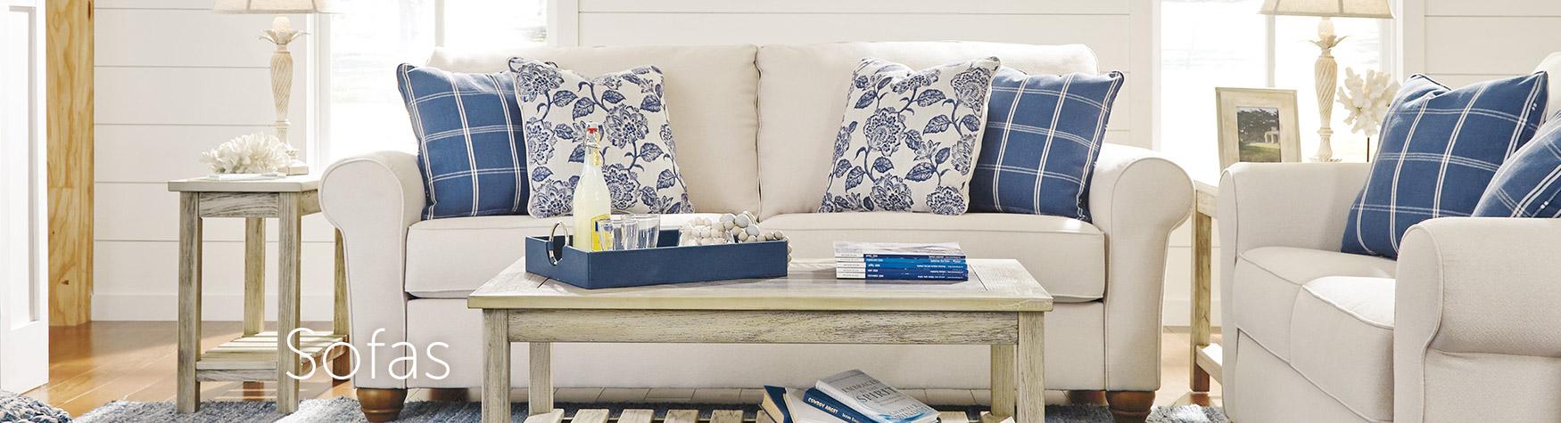 Living Room - Sofas from JaxCo Furniture in Jacksonville, FL