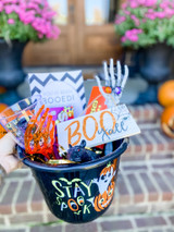 SPREAD SOME HALLOWEEN CHEER WITH BOO BASKETS!