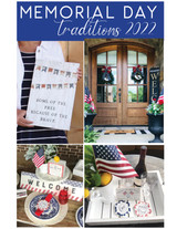 MEMORIAL DAY 2021 TRADITIONS