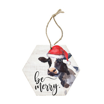 Be Merry - Ornament