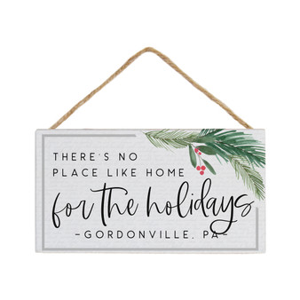 Home For The Holidays PER - Petite Hanging Accents