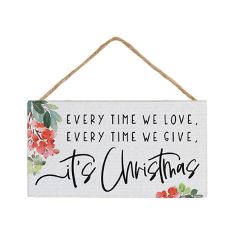It's Christmas - Petite Hanging Accents