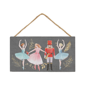 Nutcracker Characters - Petite Hanging Accents