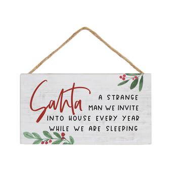 Santa Strange Man - Petite Hanging Accents