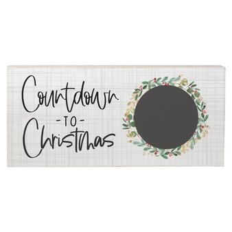 Countdown To Christmas - Chalk Talk
