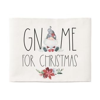 Gnome For Christmas - Pillow Hugs