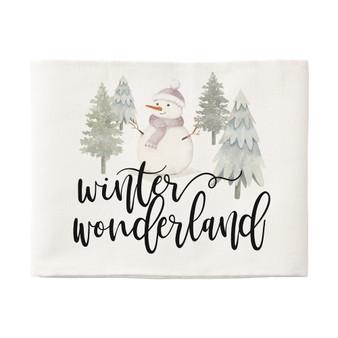 Winter Wonderland - Pillow Hugs