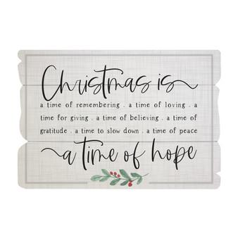 Christmas Is A Time - Splendid Fence