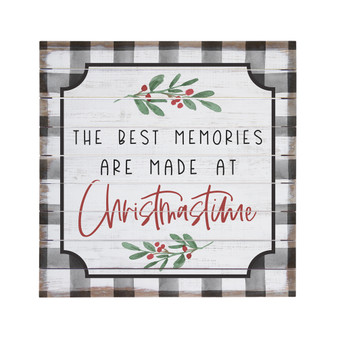 At Christmastime Plaid - Perfect Pallet