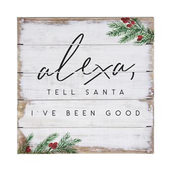 Alexa Santa Good - Perfect Pallet Petites