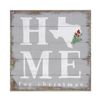 Home For Christmas STATE - Perfect Pallet Petite