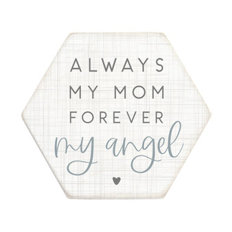 Forever My Angel PER - Honeycomb Coasters