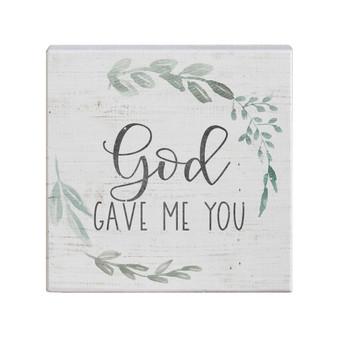 God Gave Me - Small Talk Square