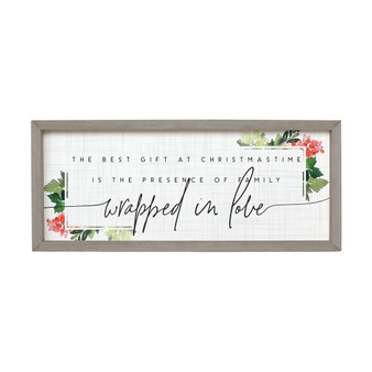 Wrapped In Love - Farmhouse Frame