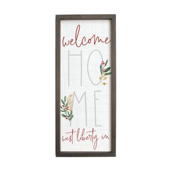 Welcome Home Holly PER - Farmhouse Frame