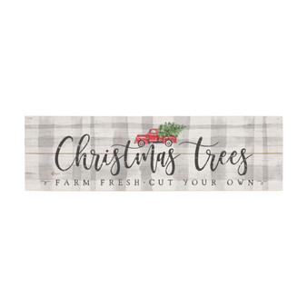 Christmas Trees  - Vintage Pallet Boards