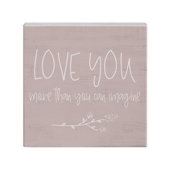 Love You More - Small Talk Square