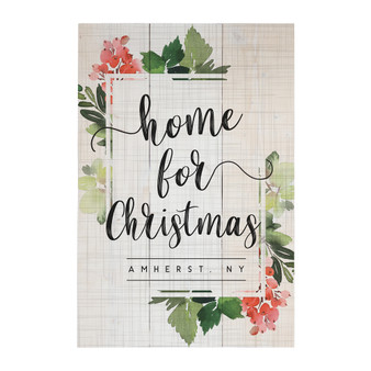 Home For Christmas PER - Rustic Pallet