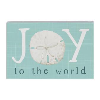Joy Sand Dollar - Small Talk Rectangle