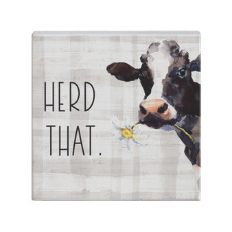 Herd That - Small Talk Square
