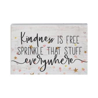 Kindness - Small Talk Rectangle