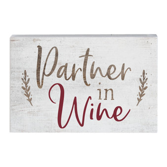 Partner Wine - Small Talk Rectangle