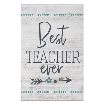 Best Teacher PER - Small Talk Rectangle