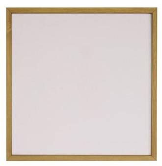 Rustic Frame Square Gold24Š— x 24Š— Design Area 22Š— x 22Š—